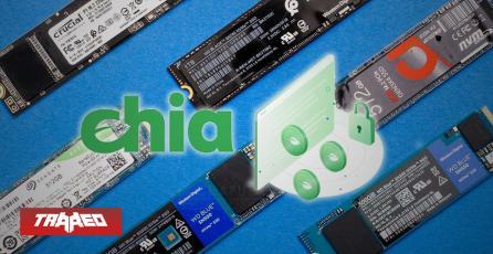 ChiaCoin: la criptomoneda que no usa GPU y que podría acabar con el stock de SSDs/HDDs