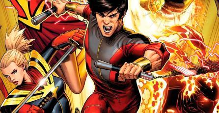 Marvel acaba de estrenar el primer trailer de <em>Shang Chi y la Leyenda de los Diez Anillos</em>