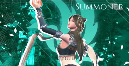 "Swords of Legends Online - Tráiler Revelación de Clase ""Summoner"""