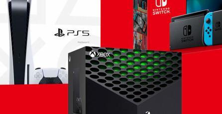Sony y Nintendo superaron a Microsoft en ingresos por videojuegos en 2020