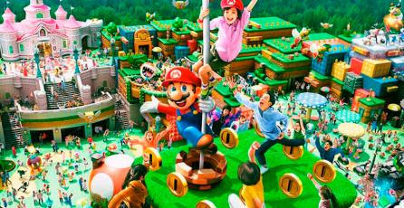 Super Nintendo World podría cerrar sus puertas debido al COVID-19