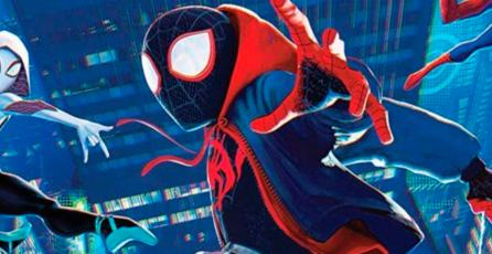 Secuela de <em>Spider-Man: Into the Spider-Verse</em> confirma a sus directores