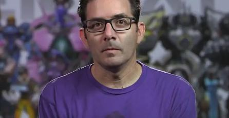 Jeff Kaplan, director de <em>Overwatch</em>, confirma su salida de Blizzard
