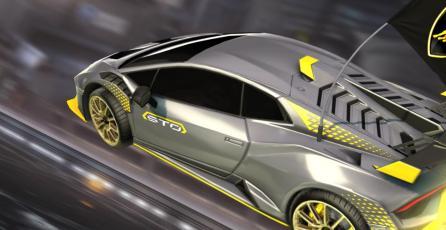 Un Lamborghini de lujo llegará a Rocket League por tiempo limitado