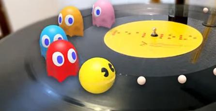 Con esta app ya puedes ver a Pac-Man y al EVA-01 en tu cuarto con realidad aumentada