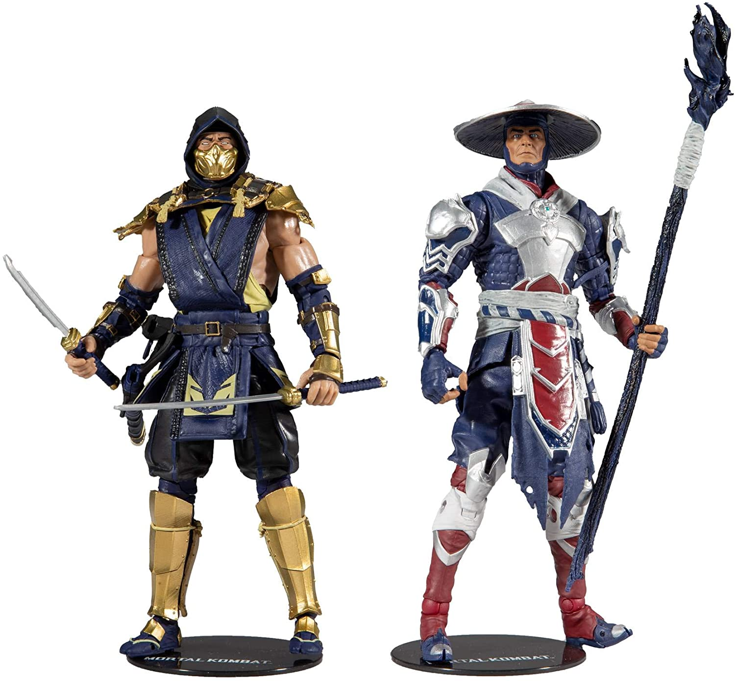 McFarlane Toys Scorpion and Raiden