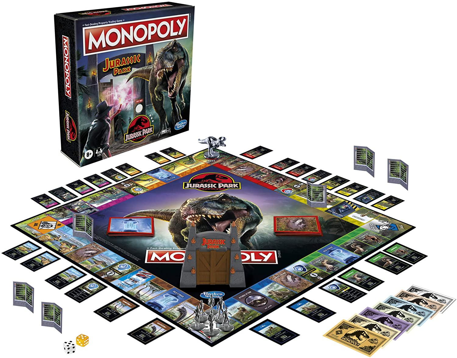 Monopoly: Jurassic Park Edition