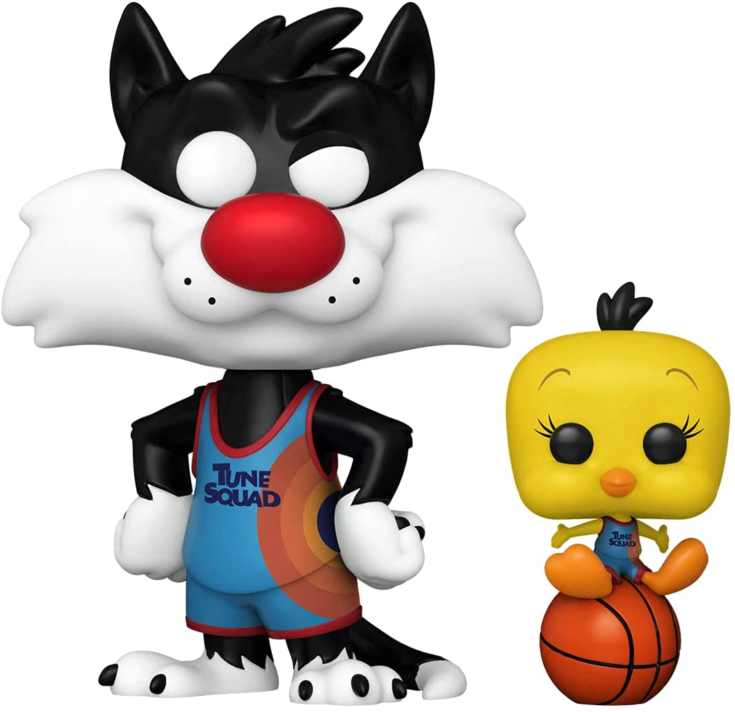 PREVENTA: Funko Pop! Space Jam, A New Legacy - Slyvester and Tweety