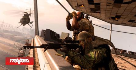 Warzone supera los 100 millones de jugadores, en espera de una importante actualización