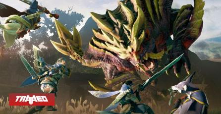 Monster Hunter Rise es una aventura infaltable para Switch