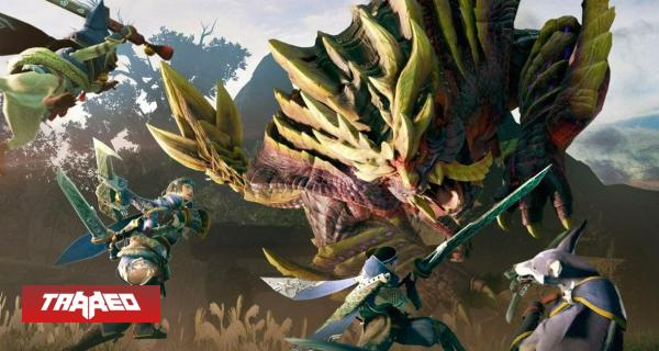 Monster Hunter Rise es una aventura infaltable para Switch