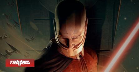 Ya confirmado: Aspyr Media esta desarrollando el remake de Star Wars: Knights of the Old Republic