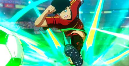 <em>Captain Tsubasa: Rise of New Champions</em>, conoce lo que tendrá su nuevo parche y DLC