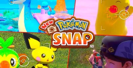 <em>New Pokémon Snap</em>: se confirma otro Pokémon legendario en el juego