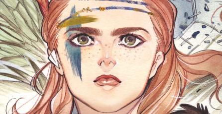 El cómic de <em>Horizon Zero Dawn</em> volverá con una nueva historia protagonizada por Aloy