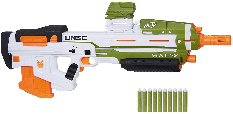 Nerf Lanzador motorizado Halo MA40