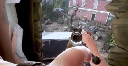 The Walking Dead: Saints & Sinners Aftershocks - Tráiler de Anuncio   Oculus Gaming Showcase