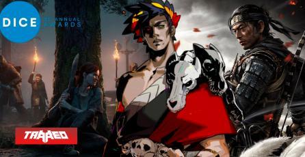 Hades se impone a The Last of Us Parte II y Ghost of Tsushima como GOTY 2020 en los premios D.I.C.E