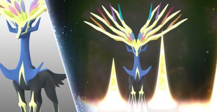 ¡Los Pokémon legendarios Xerneas e Yveltal hacen su debut en mayo en <em>Pokémon GO</em>!