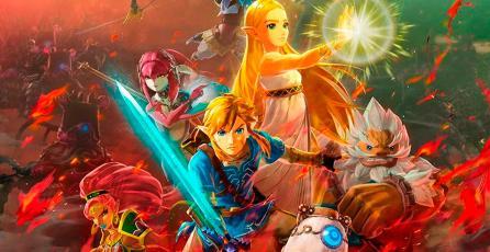 <em>Hyrule Warriors: Age of Calamity</em> bate récords y logra despachar 3.7 millones de copias