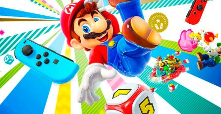 <em>Super Mario Party</em> por fin tiene las opciones online que necesitaba