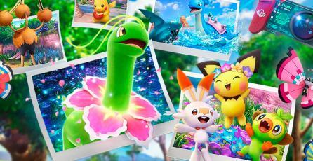 <em>New Pokémon Snap</em> ya recibió su primer parche a días de su lanzamiento