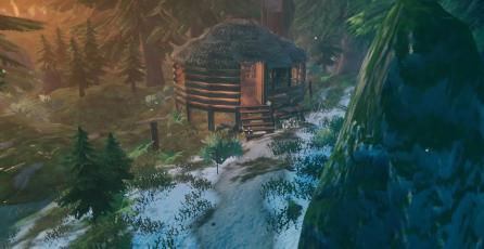Fanático recrea las localizaciones icónicas de <em>Harry Potter</em> en <em>Valheim</em>