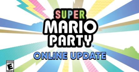 Super Mario Party - Tráiler de Actualización