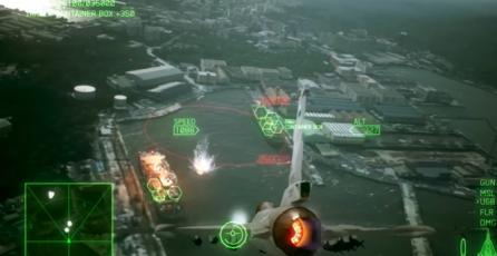 """ACE COMBAT 7 - Tráiler Lanzamiento DLC """"Experimental Aircraft Series"""""""