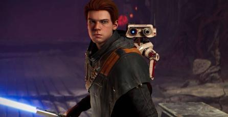 <em>Star Wars Jedi: Fallen Order</em> llegará con mejoras a PS5 y Xbox Series X|S