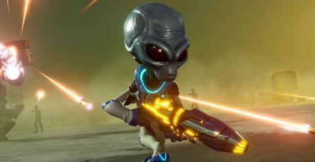 Xbox Game Pass: la diversión de <em>Destroy All Humans!</em> llegó hoy al servicio