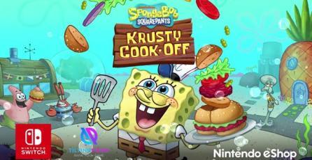 SpongeBob: Krusty Cook-Off- Extra Krusty Edition - Trailer Revelación