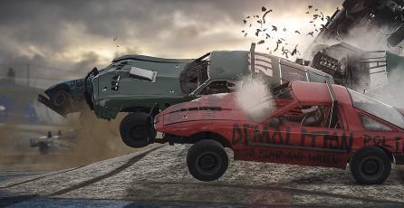 Las mejoras de <em>Wreckfest</em> para PlayStation 5 serán exclusivas temporales de PS Plus