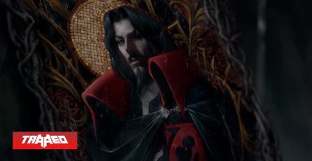 Trailer oficial para la cuarta y ultima temporada de Castlevania que llega el 13 de mayo