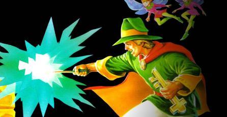 #ViernesRetro: <em>Solomon's Key</em> - <em>Fire 'N Ice</em>