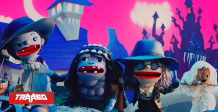 El anuncio japonés de Resident Evil Village presenta a Lady Dimistrescu como una marioneta