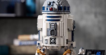 LEGO prepara un genial set de R2-D2 que vas a querer tener