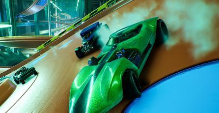 <em>Hot Wheels Unleashed</em> revela un grandioso entorno en nuevo trailer