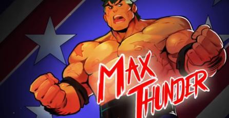 "Streets of Rage 4 - Tráiler de Personaje ""Max Thunder"""
