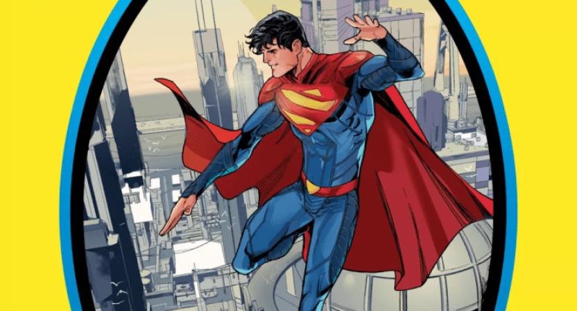 "The son of the Man of Steel ""Jon Kent"" will be the new Superman | Ruetir -  Ruetir"