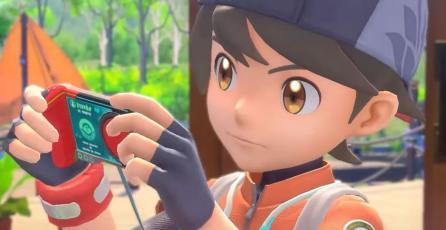 <em>New Pokémon Snap</em> y <em>Returnal</em> se enfrentan por el primer lugar en Reino Unido