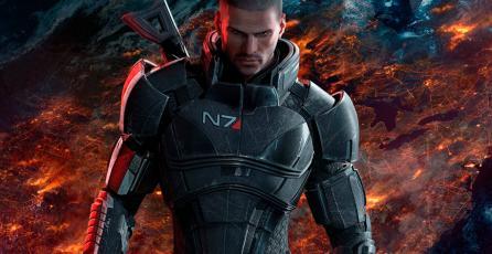 <em>Mass Effect: Legendary Edition </em> tendrá un enorme parche de día 1