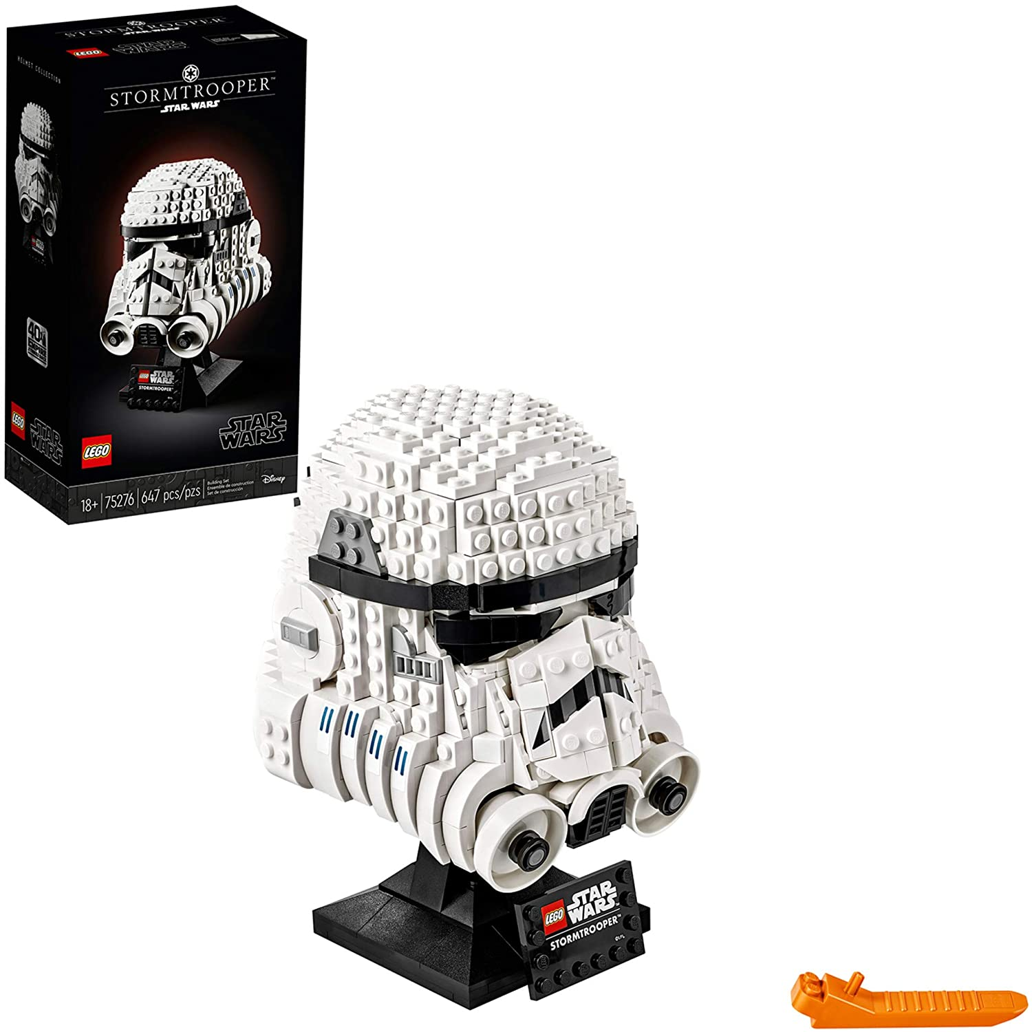 LEGO Kit Casco de Stormtrooper