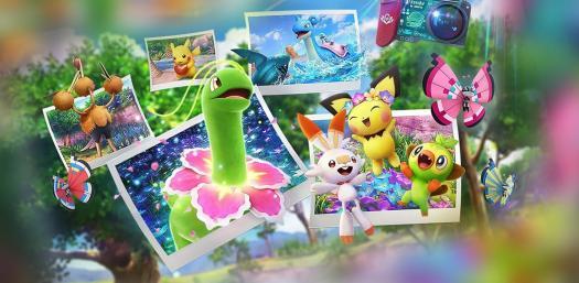 <em>New Pokémon Snap</em>