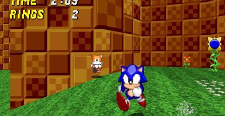 Fans hacen un nuevo <em>Sonic</em> en 3D; es genial y ayudará a niños con hambre