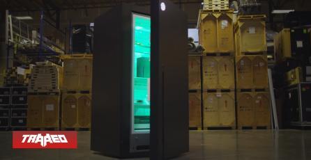 Microsoft anuncia que sus mini refrigeradores de Xbox Series X estarán a la venta este año