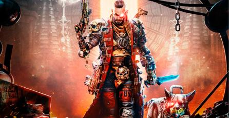 <em>Necromunda: Hired Gun</em> muestra su brutalidad en este gameplay