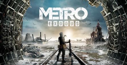 <em>Metro Exodus</em>: hacen comparativa del original con su nueva versión