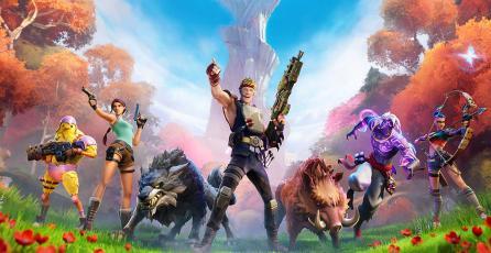 <em>Fortnite</em> renovará su modo Battle Royale con el evento Semanas salvajes