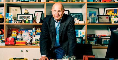 Chris Meledandri, fundador de Illumination, se unirá a la junta directiva de Nintendo